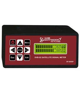 Satfinder 2HD Plus KU/C/KA-Band, DVB-S/S2