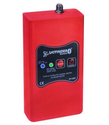Satfinder BT-Bluetooth KU/C/KA-Band, DVB-S/S2