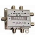 1/6 Aktiv Verteiler, 950-2400 MHz