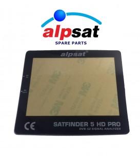 ALPSAT Satfinder Spare Part 5HD PRO Front Panel Display