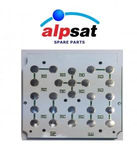 ALPSAT Satfinder Ersatzteil 5HD PRO Tastatur