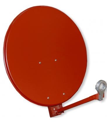 Gibertini Sat Antenne OP75XP, Profi-Serie, 75cm, Reflektormaterial: Aluminium