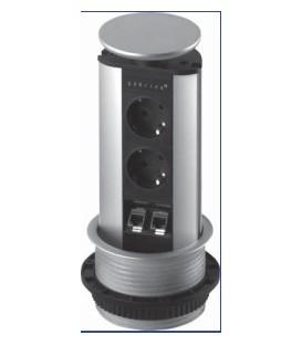 EVOline® Port Standard DATA 2xSteckdosen