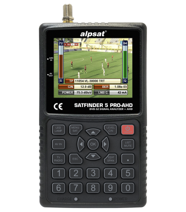 ALPSAT SATFINDER 5 PRO+AHD Special Edition