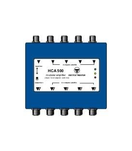 Switch Master HCA 500 2x5 Professionel Line Verstärker und Splitter