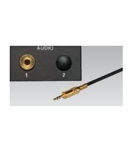 Eingang 1 für Stereo 3,5 mm Klinke